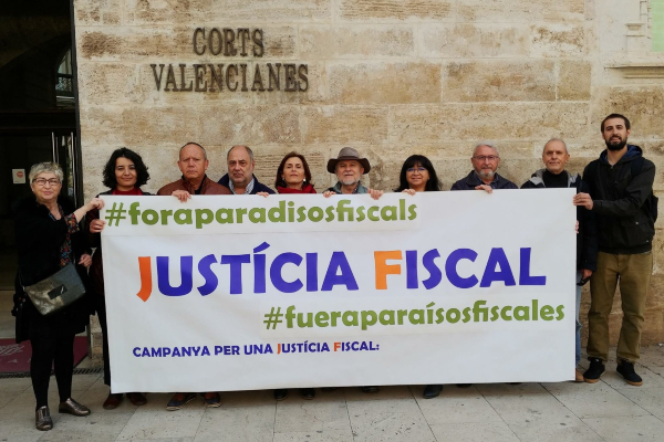 justicia fiscal UGTPV