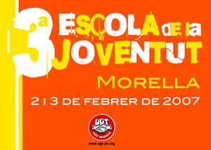 Programa III Escola de Joves de la UGT-PV a la ciutat de Morella