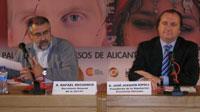 Rafael Recuenco inaugura en Alicante las jornadas «Migraciones e integración en la UE» de la UGT-PV