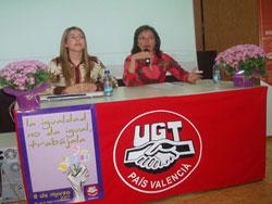 La UGT-PV Valencia Sud e Interior celebra su desayuno por la igualdad