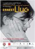 El martes, 17 de abril, se inicia II Congrés, Societat, Treball i llengua en homenaje a Ernest Lluch