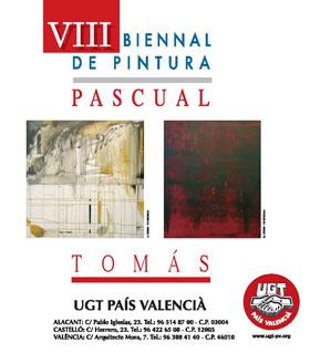 """VIII Biennal de pintura """"Pacual Tomás"""" de la UGT-PV"""