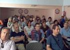 Más de 50 delegados y delegadas de UGT asisten al acto de bienvenida en Vinarós