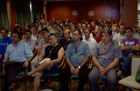 Más de 150 nuevos delegados y delegadas de la UGT reciben la bienvenida en Castellón