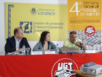 Rafael Recuenco afirma que la defensa del medio ambiente debe crear empleo