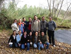 Delegados y delegadas jóvenes de la UGT-PV València Sud i Interior participan en la escola verda'07