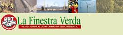 La Finestra Verda: Revista Sindical de Información Medioambiental  2007 Nº 11