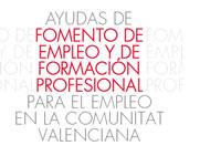 Ayudas de Fomento de Empleo y de Formación Profesional para el Empleo en la Comunidad Valenciana