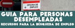 Guía para personas desempleadas: Recursos para la búsqueda de empleo