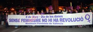 ¡Sense feminisme no hi ha revolució!