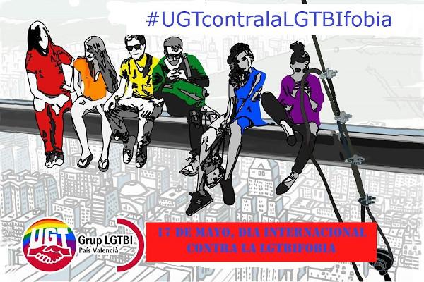 El Grupo LGTBI de la UGT-PV pide que las personas LGTBI no se queden fueran en los Pactos de Reconstrucción por motivo de la crisis sanitaria y económica por el COVID-19