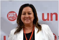 Elvira Rodenas Sancho, secretaria de la Mujer y la Igualdad